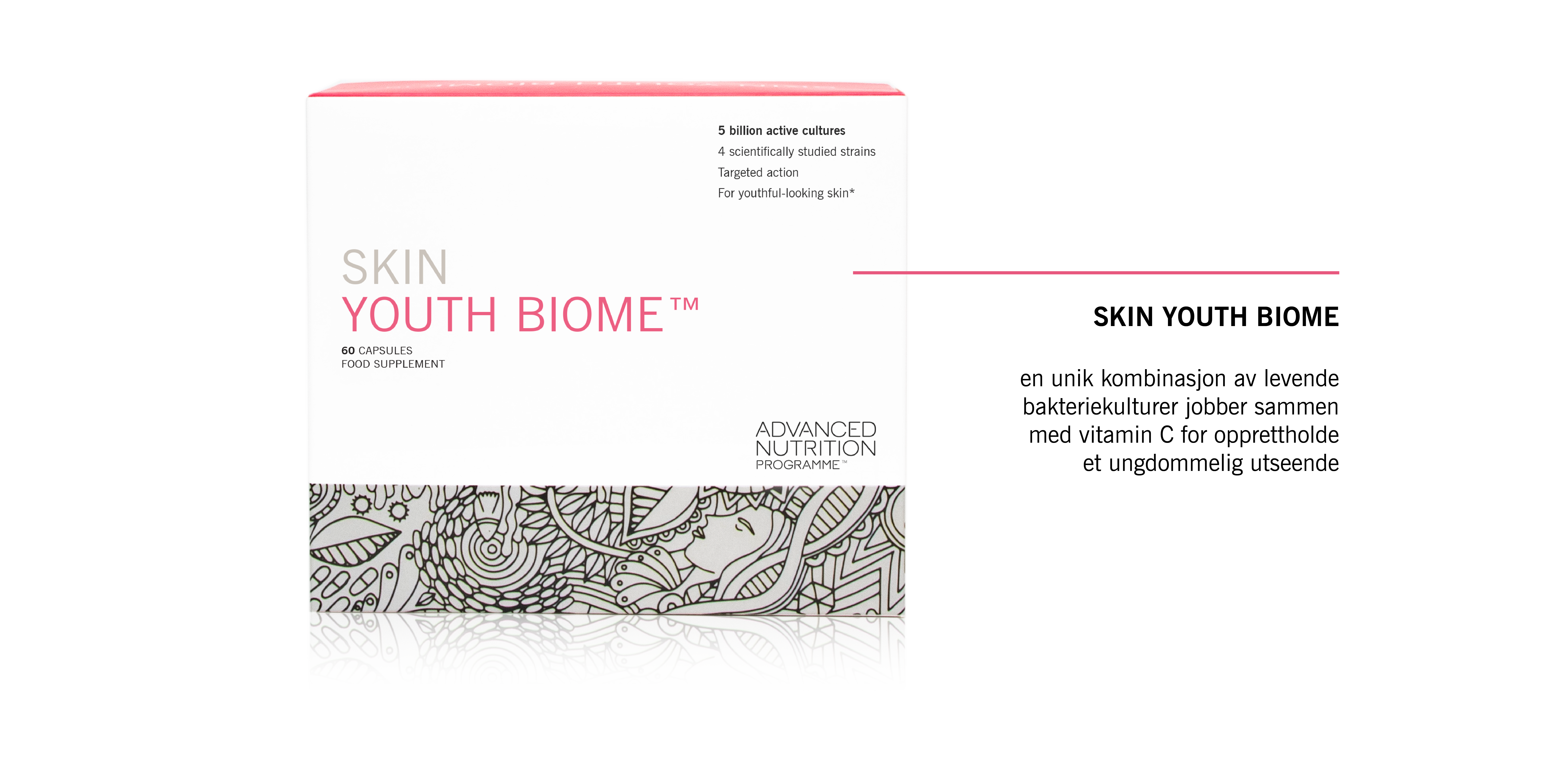 skin youth biome Advanced nutrition